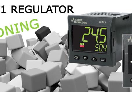 Se hvor hurtigt du kan programmere en regulator!