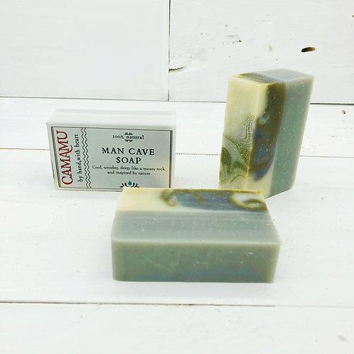 Man Cave Soap