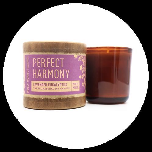 Perfect Harmony (Lavender Eucalyptus) Candle