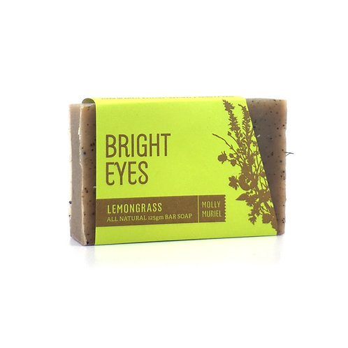 Bright Eyes (Lemongrass) Bar Soap