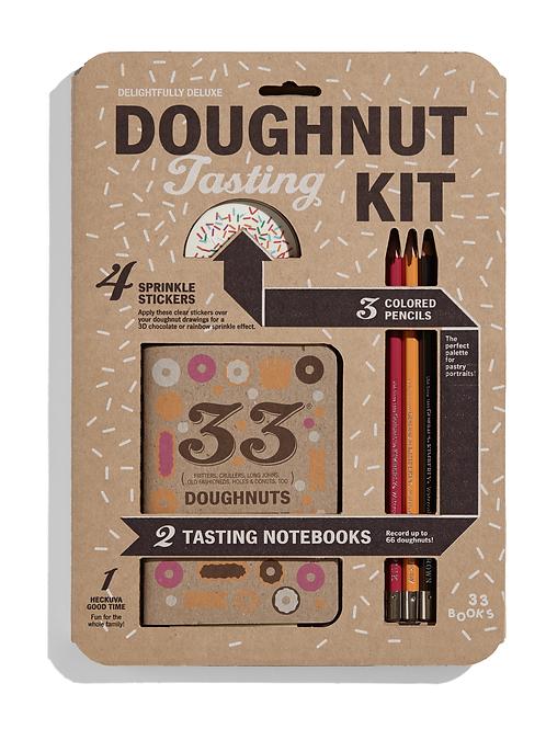 Deluxe Doughnut Tasting Set
