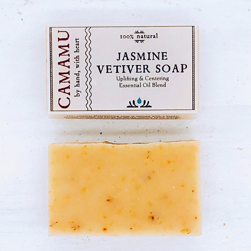 Jasmine Vetiver Soap