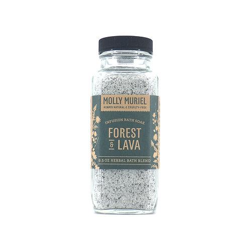 Forest & Lava (Uplifting Blend) Bath Soak