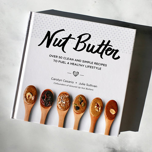 Nut Butter Cookbook