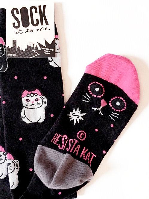 ReSISTA Kat Knee-High Socks