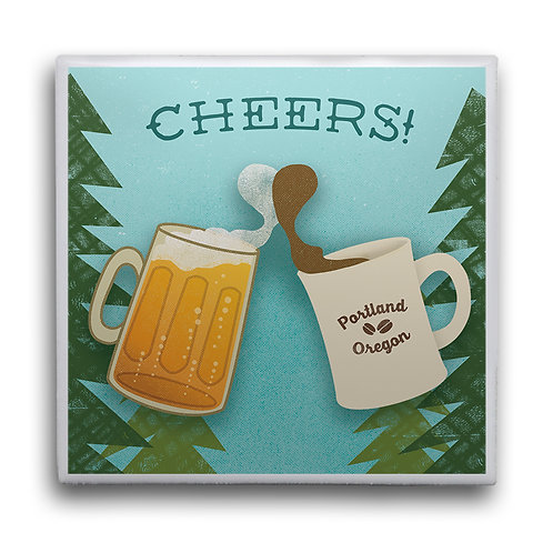Cheers Coaster