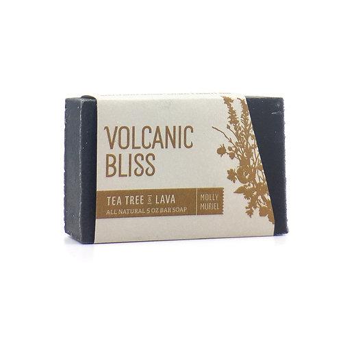Volcanic Bliss (Tea Tree & Lava) Bar Soap