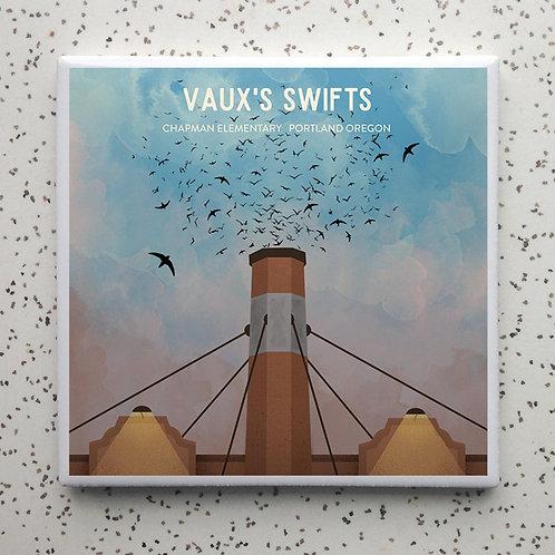 Chapman Swifts Coaster
