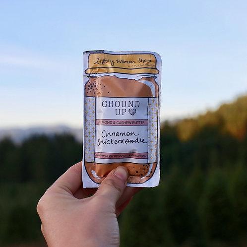 Cinnamon Snickerdoodle Squeeze Packs