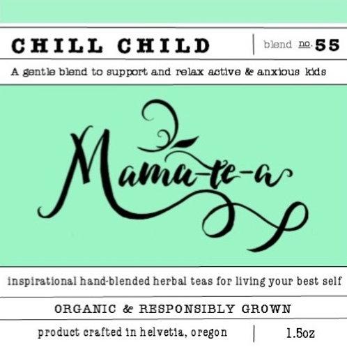 Chill Child Tea Blend