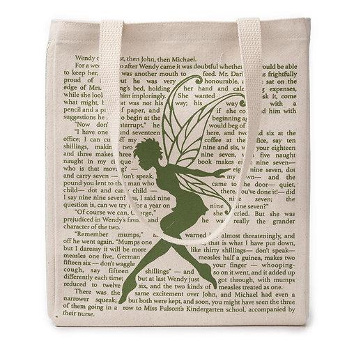Peter Pan Book Tote
