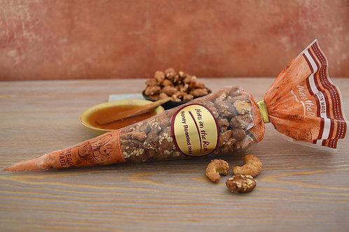 Honey Glazed Mixed Nuts