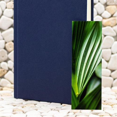 Green Plant Bookmark