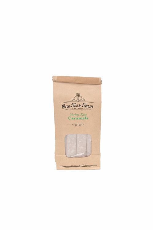 One Fork Farm Caramel Variety Pack