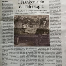 Il Quotidiano del Sud - Frankenstein 29