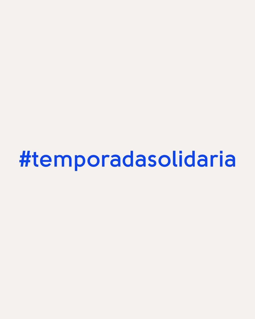 TEMPORADA SOLIDARIA