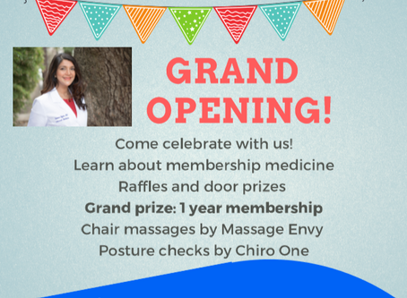 Grand Opening - IdealAcessMD