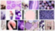 The mood board abovegives users a sense of feeling of loyalty, peace, and calming. Based on research, purple can make having intimate conversations a lot easier.