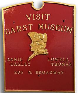 Visit Garst Museum