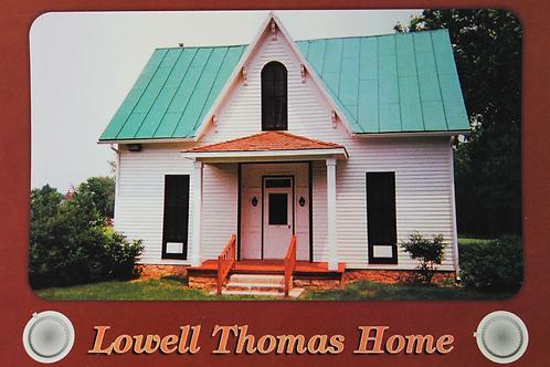 Lowell Thomas House