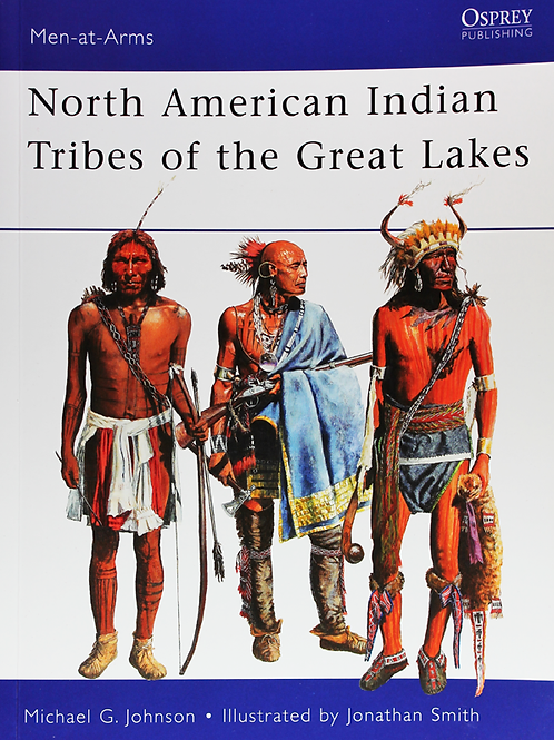 North American Tribes of the Great Lakes