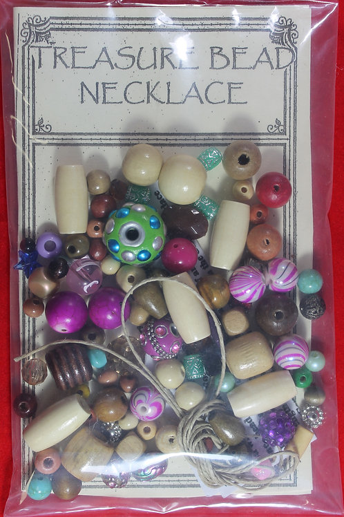 Treasure Bead Necklace kit