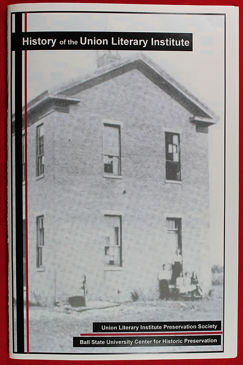 History of the Union Literary Institute