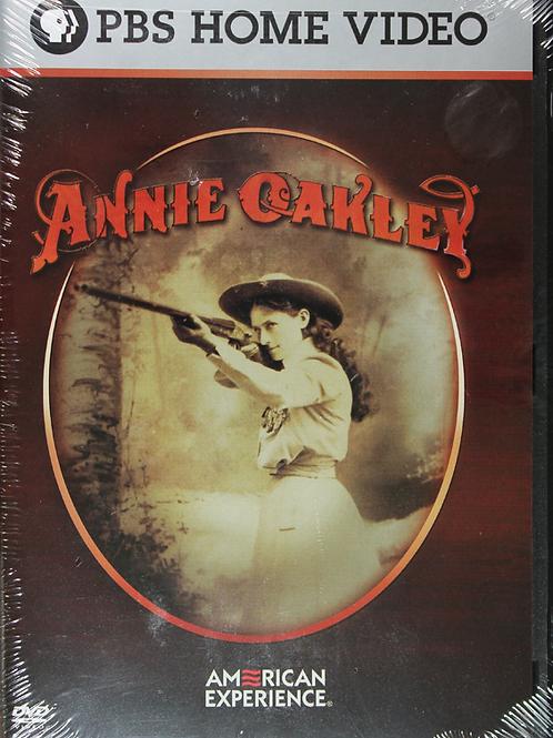 Annie Oakley DVD