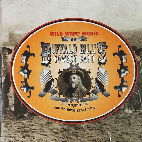 Buffalo Bill's Cowboy Band CD