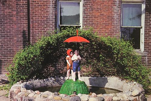 Boy & Girl Fountain