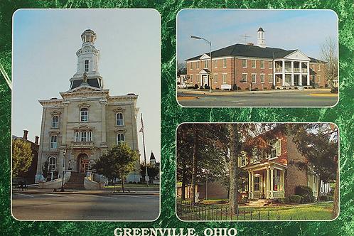 Buildings of Greenville
