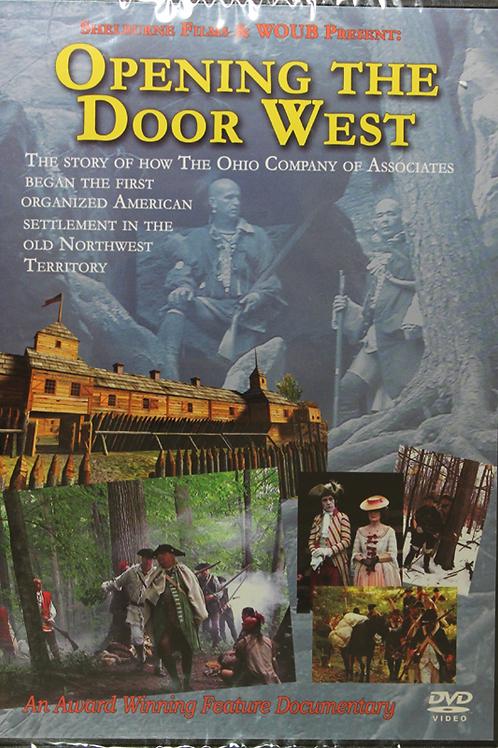 Opening the Door West DVD