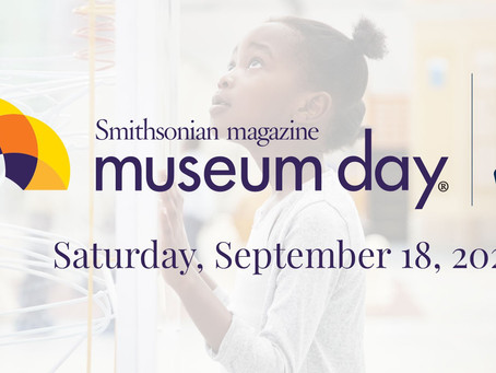 Celebrate Museum Day on September 18, 2021