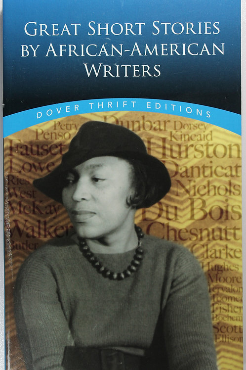 Great Short Stories by African-American Writers