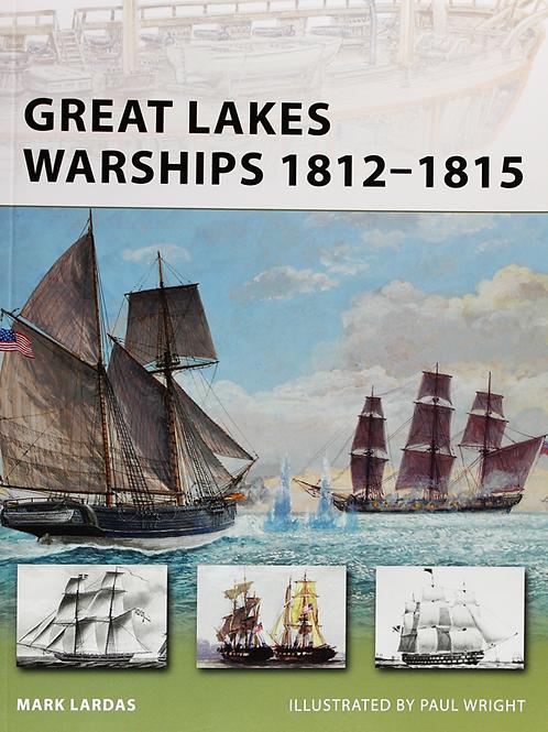 Great Lakes Warships 1812-1815