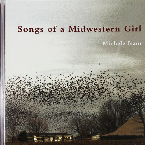 Songs of a Midwestern Girl CD