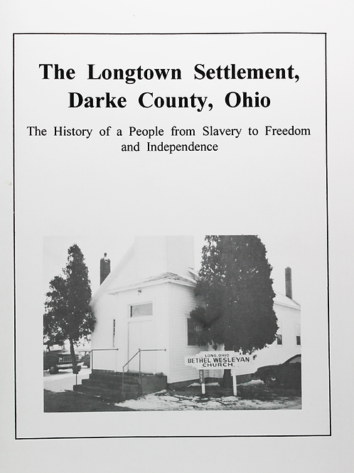 Longtown Settlement, Darke County Ohio