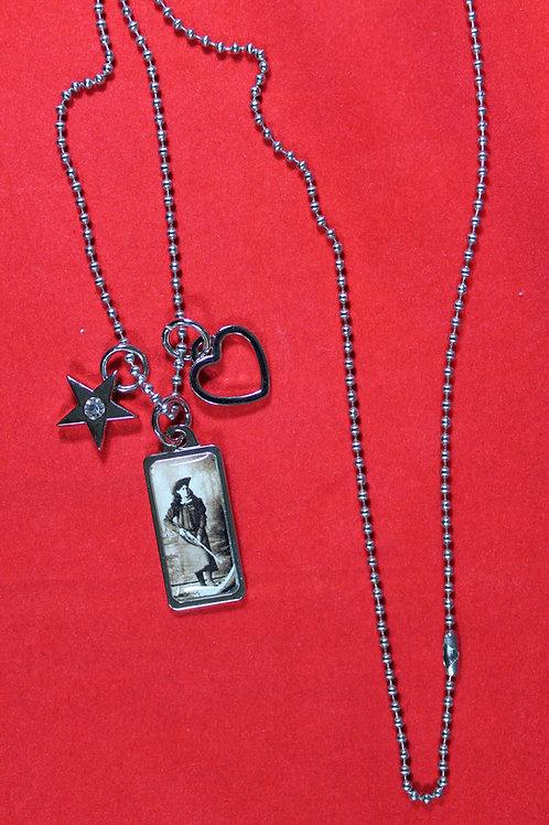 Annie Oakley bijoux necklace