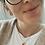 Thumbnail: LETTER   Kette mit Initial und Plexiglas Herz