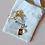 Thumbnail: KIRSTIN   Lange Goldkette mit Anhängern