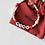 Süßwasserperlenarmband mit MOM Perlen für Mütter