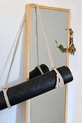 Handgemachter Strap für Yogamatte