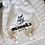 Vergoldete Ohrringe mit Süßwasserperlen von Manuka Gifts
