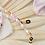 Thumbnail: CANDY | Brillenkette / Maskenband aus Süßwasserperlen mit bunten Glasperlen
