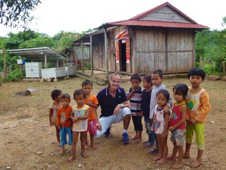 Komm, wir bauen eine Schule! - unser neues Spendenprojekt
