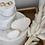Thumbnail: SHELL | Handgemachte (Duft-)Kerze Muschelform