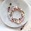 Thumbnail: FAIRY | Bunte Brillen- / Maskenkette mit Süßwasserperlen