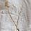 Thumbnail: BINI | Stainless Steel Halskette mit Kauri-Muschel