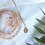 Thumbnail: MARY | Halskette mit ovalem Anhänger (wasserfest)