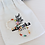 Thumbnail: FAIRY   Ring aus bunten Glasperlen und Süßwasserperlen